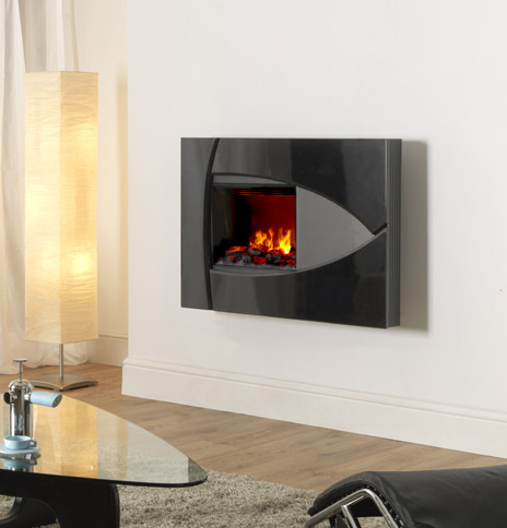 Dimplex Burbank Wall Mounted Electric Fire - Burbank