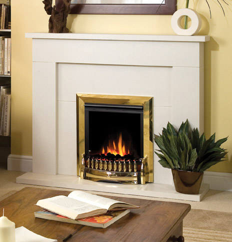 Dimplex Exbury Electric Fire - Exbury