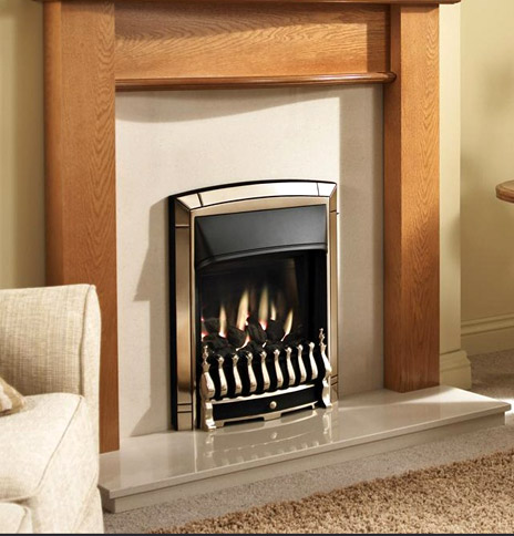 Dream Homeflame Brass