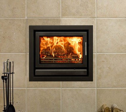 Stovax Riva 66 Cassette Inset Multifuel DEFRA Stove - Riva 66 Inset