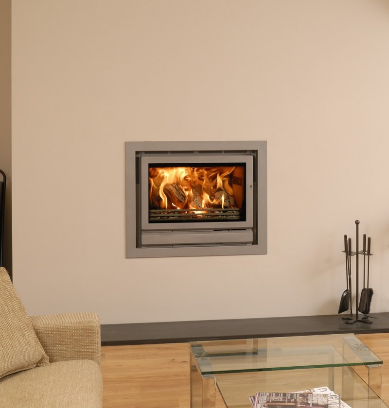 Stovax Riva 76 Cassette Inset Woodburning Stove - Riva 76 Inset
