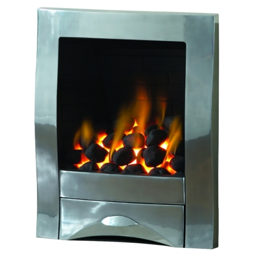 Pureglow Zara Flueless Gas Fire/Open Gas Fire or Electric Fire - Zara
