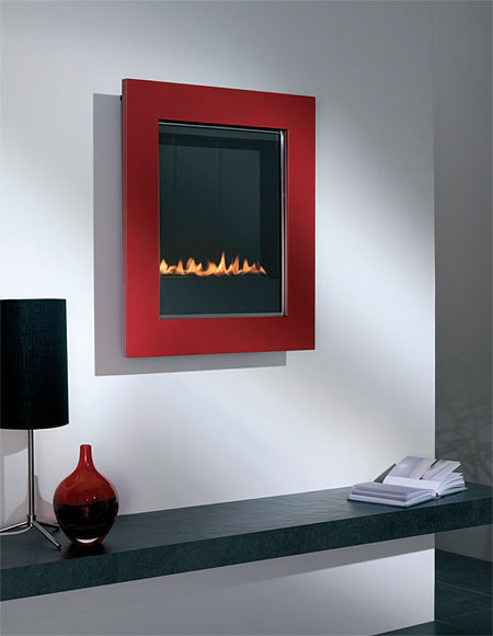 Eko 5010 Flueless Wall Mounted Gas Fire - Eko 5010