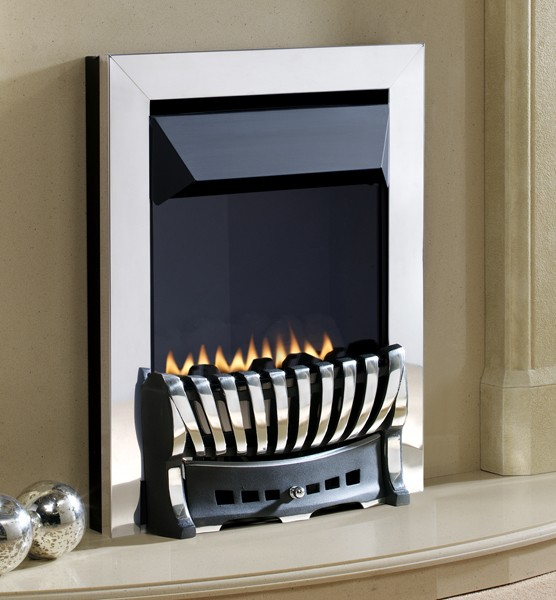 Eko 5510 Flueless Inset Gas Fire - Eko 5510
