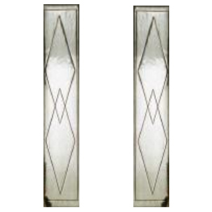 Agnews Art Deco Cast-iron Polished Panels - Art Deco Polished