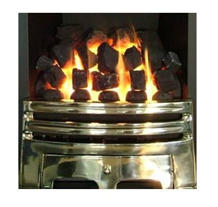 "16"" Taper Tray Inset Gas Fire - Renovator 16T"