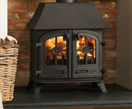Yeoman Exe Wood & Multi-fuel Stove Low Canopy - Yeoman Exe LC