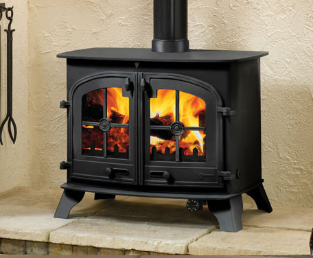 Yeoman County 60HB Multi-fuel Boiler Stove - Yeoman County 60HB