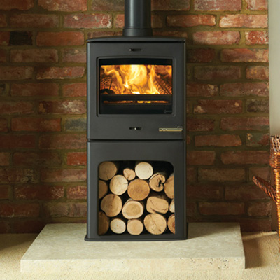 Yeoman CL5 Highline Wood, Multi-fuel Stove - Yeoman CL5 Highline