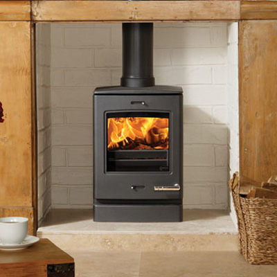 Yeoman CL3 Multi-fuel Stove - Yeoman CL3