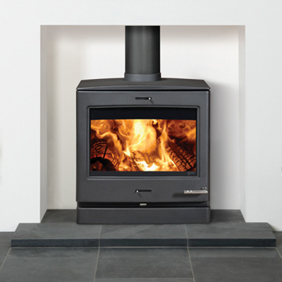 Yeoman CL8 Wood & Multi-fuel Stove - Yeoman CL8