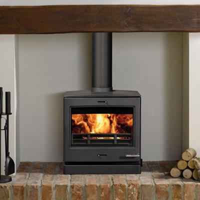 Yeoman CL8HB Multi-fuel Boiler Stove - Yeoman CL8NHB