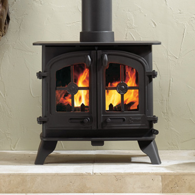 Yeoman Devon Wood & Multi-fuel Stove High Canopy - Yeoman Devon Wood & Multi-fuel Stove High Canopy