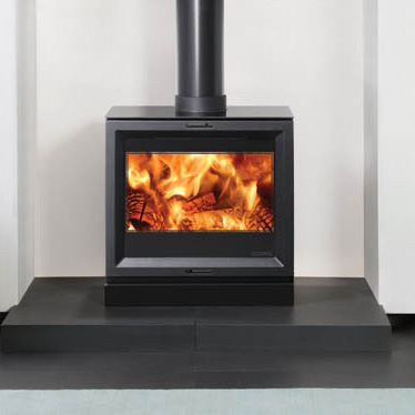 Stovax View 8 Wood & Multi Fuel Stove - View 8