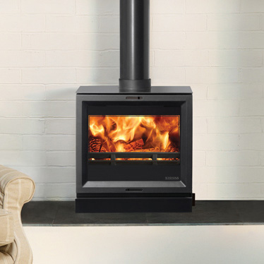 Stovax View 8HB Boiler Stove - Stovax View 8HB