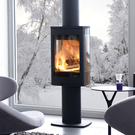 Nordpeis Duo 1 Wood Burning Stove - Nordpeis Duo 1