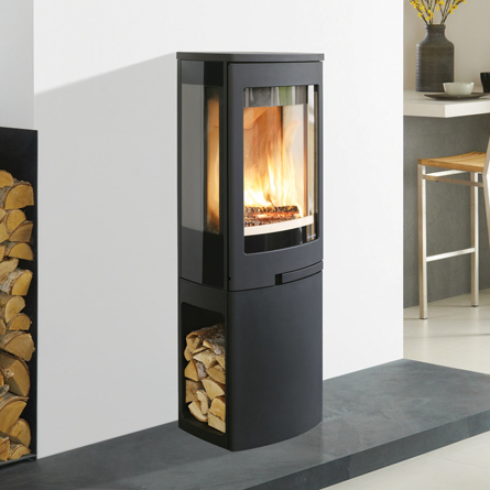 Nordpeis Duo 2 Wood Burning Stove - Nordpeis Duo 2