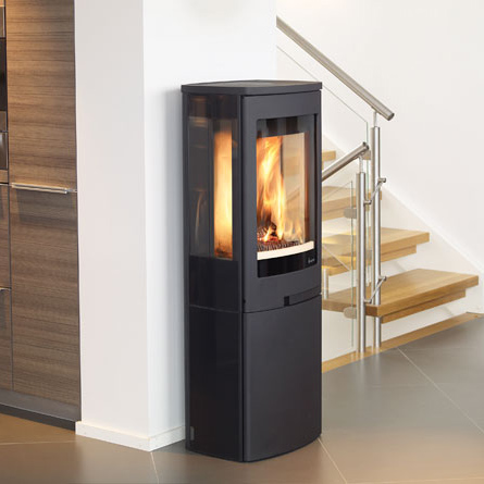 Nordpeis Duo 4 Wood Burning Stove - Nordpeis Duo 4
