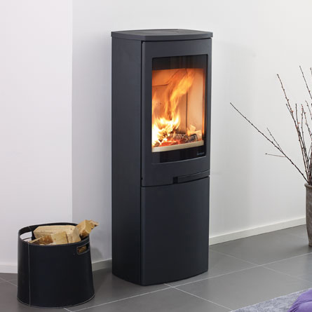 Nordpeis Duo 5 Wood Burning Stove - Nordpeis Duo 5