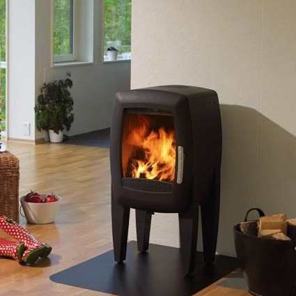 Nordpeis Smarty Classic Wood Burning Stove - Nordpeis Smarty Classic