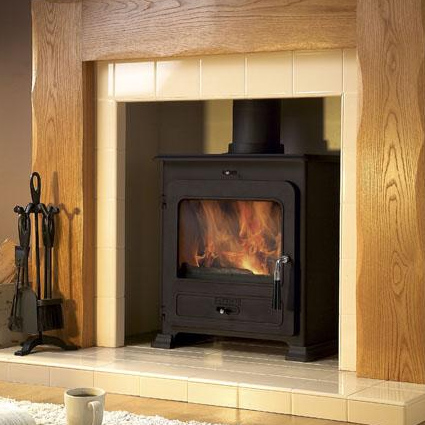 Portway 2 Traditional Multi Fuel Stove - Portway 2 Traditional