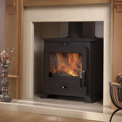 Portway 2 Traditional Wood Stove - Portway 2 Traditional Wood