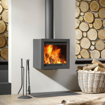 DG Bora Fixed Wood Stove - DG Bora Fixed