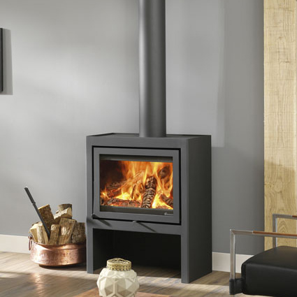DG Vidar Medium Wood Stove - DG Vidar Medium