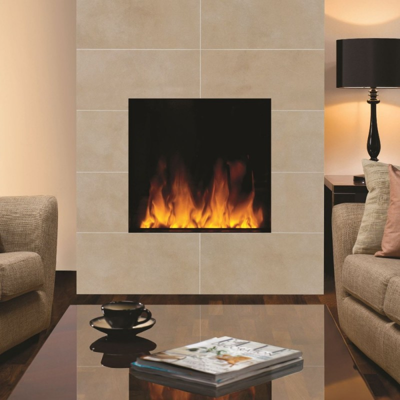 Gazco Riva 2 Electric 70 Inset Fire - Riva2 70 Electric