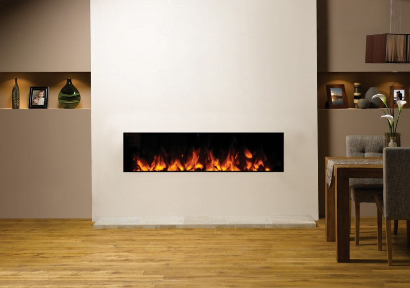Gazco Studio Electric 105 Inset Fire - Inset 105 Electric