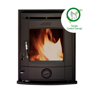 AGA Stretton Wood Burning Stove SE - AGA Stretton SE