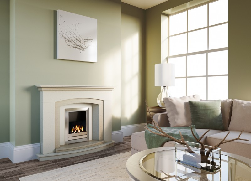 Pudsey Finchfield Fireplace - Finchfield Stone and Marble suite