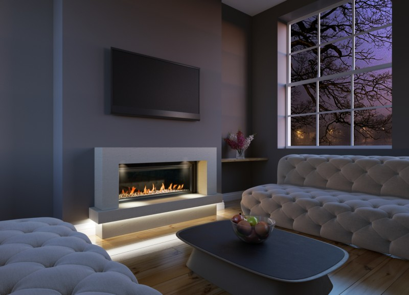 Pudsey Wilshire Fireplace - Wilshire Stone and Marble suite