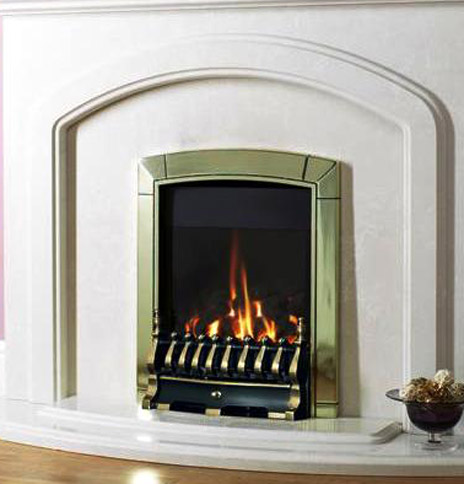 Flavel Caress HE Inset Glass fronted Gas Fire - Caress HE