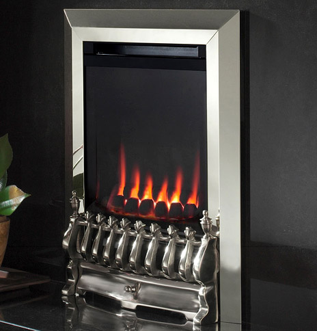 Flavel Raglan Balanced Flue  Inset Glass fronted Gas Fire - Raglan BF