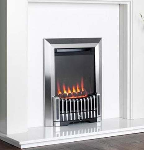 Flavel Orchestra Balanced Flue Inset Glass fronted Gas Fire - Orchestra BF