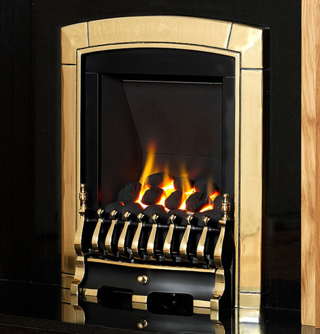 Flavel Caress Slimline Inset Gas Fire - Caress Slimline