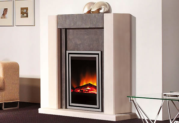 Dimplex Timra Contemporary Inset Fire NR15 - Dimplex Timra
