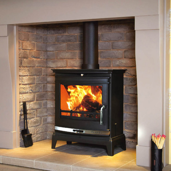 Flavel Rochester 7kw Multifuel Stove - Flavel Rochester