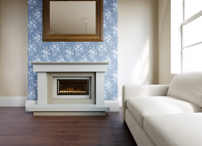 Pudsey Orchard Marble or Stone Fireplace Suite - Orchard Marble or Stone Suite