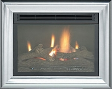 Burley Acumen Flueless Gas Fire - Burley Acumen Flueless Gas Fire