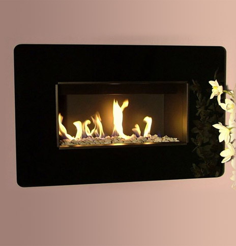 Sirocco Royal 600 Solo Hole in the Wall Gas Fire - Royal 600