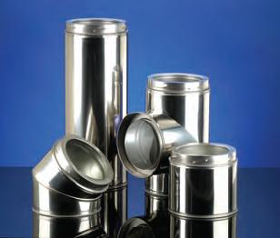 Twin Wall Flue Components